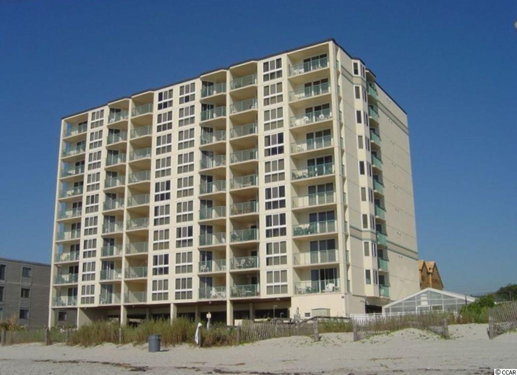 LENDER APPROVED SHORT SALE! READY FOR PURCHASE NOW! Nestled in the Crescent Beach section of N. Myrtle Beach, a direct oceanfront 3 bedroom / 2 bath condo awaits you. Located on the first floor are 180-degree oceanfront views from the living area which leads onto the balcony. The master bedroom has its own oceanfront balcony with an ensuite bathroom entailing double sinks, vanity, and soaker tub / shower. Perfect for your vacation renters or as your forever home. This direct oceanfront Pinnacle condo has a secure lobby entrance, twin elevators, indoor/outdoor pool with sundeck outdoor grilling (numerous grills) and direct access to the beach. HOA includes: Phone, Cable, Internet, Water, Building Insurance, Trash, Grounds Maintenance, Pool. Motivated to sell! Bring your offer! Buyer is responsible for verification.