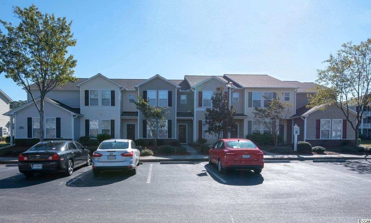This immaculate 2 bedroom, 2.5 bathroom townhouse style condo has amazing water views from the living room, screened in porch and master bedroom! Both bedrooms are upstairs with their own bathroom. Laundry is upstairs for added convenience of not having to bring the laundry up and down the stairs! This community includes Swimming pool, covered grilling area, beach volleyball, basketball and tennis courts, Fitness Room. The townhouse is located inside the Wild Wing Plantation Golf Course Community off of Hwy 501 very close to Coastal Carolina University, Walmart, Tanger Outlets, Aldi Supermarket and 15 minutes to the beach!