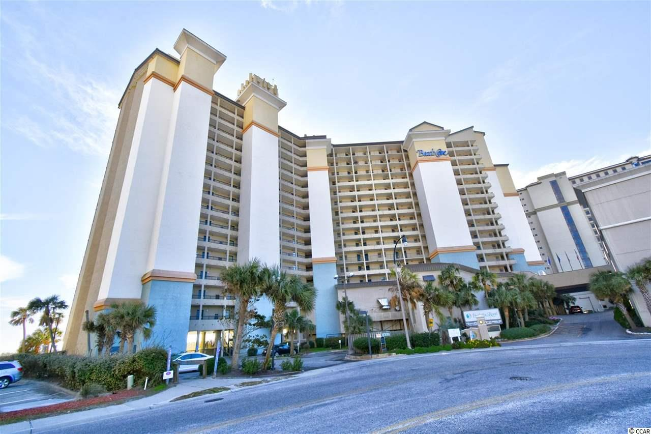Welcome to this fully furnished, 1 bedroom 1 bathroom unit in the desirable Beach Cove Resort. This unit features a full kitchen equipped with all black appliances, a dining area, and pull out sofa for an added sleeping space. The bedroom includes 2 queen size beds, while the bathroom includes double sink vanities and a shower/tub combo. Enjoy the miles and miles of oceanfront views from your 9th floor balcony or from the bedroom! Beach Cove Resort offers the best amenities including outdoor pools, hot tubs, indoor pool, lazy river, racquetball court, shuffleboard, outdoor grilling area, bar/lounge, and covered parking. Perfectly situated close to all of the Grand Strand's finest dining, shopping, golf, and entertainment attractions. Whether you are looking for an investment opportunity or a vacation get away, you won't want to miss this! Schedule your showing today.