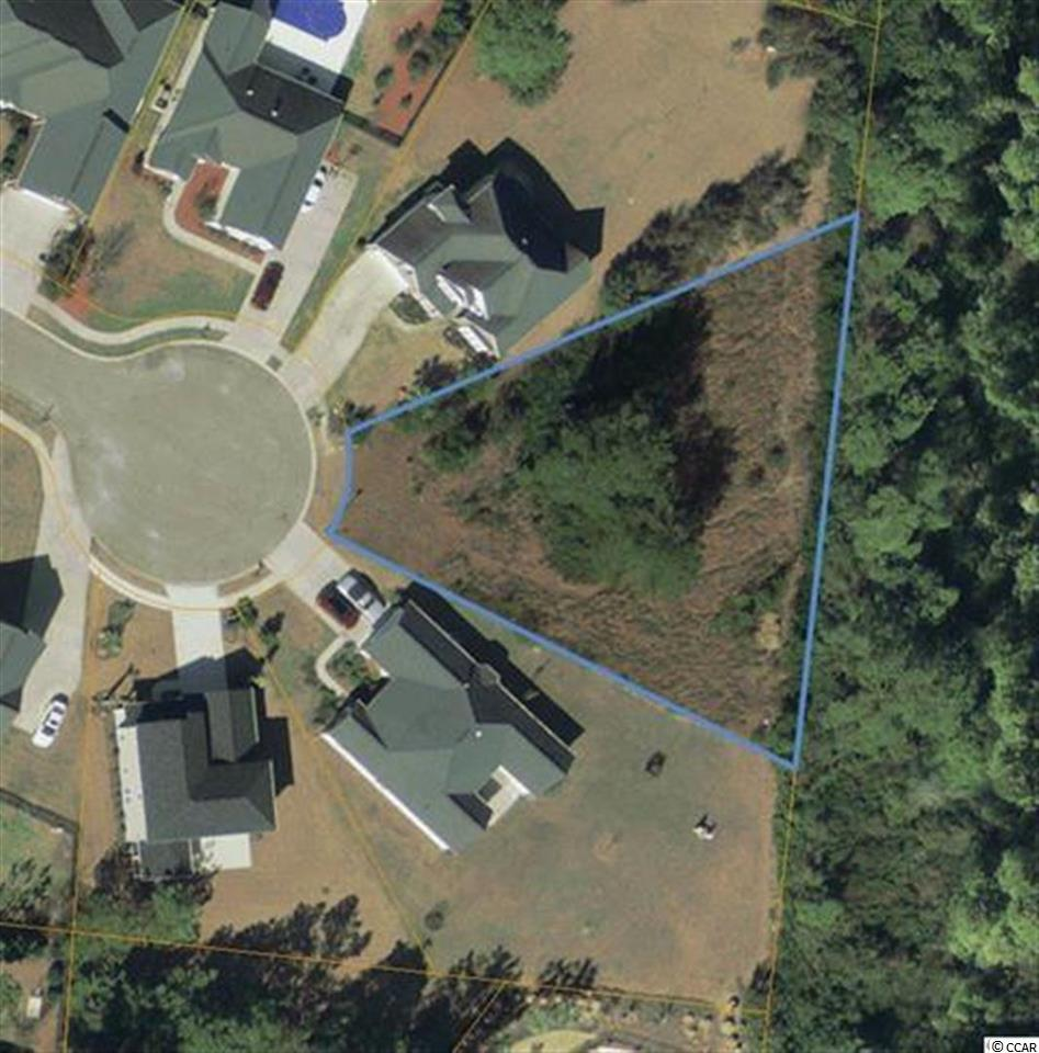 Build your beautiful custom home on this large, private lot on a culdesac located in Waterford Plantation in Carolina Forest. This is one of the top luxury communities in Carolina Forest in Myrtle Beach and the surrounding areas and has very low HOA payments while offering you all the amenities you would expect from a luxury community. We offer a community pool, clubhouse, basketball court and fitness center. Purchase this lot and be surrounded by beautiful nature trails and private parks. This is a well established community in Carolina Forest. The community is far enough away from beach traffic but close enough for you to enjoy living the beach life!  You are within minutes of the beautiful Atlantic ocean, shopping, fishing, piers, and restaurants. Come join this community and become a part of all that this beautiful area has to offer!