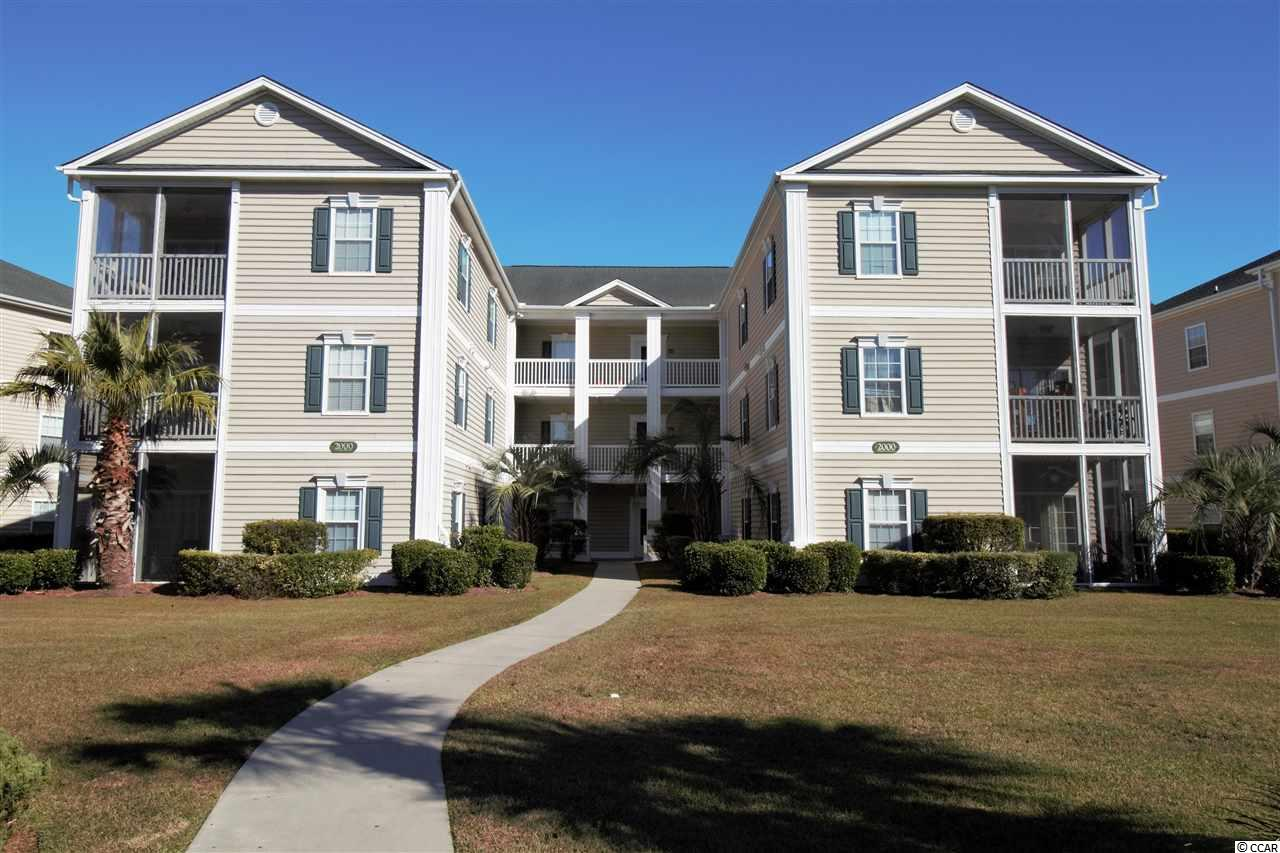 """GROUND FLOOR END UNIT Near Pool & BBQ Area. The View Out Of The Screened-In Porch Is A Backdrop of Plush Trees. Newer Appliances and Mechanicals. Exotic Wood Flooring throughout and Tile Flooring in Baths. Sparkling Clean And Inviting Community Pool, Hot Tub and BBQ Patio. Cross Gate Villas Is One Of The Nicest Sections of Deerfield And Is Located Just 2 Miles to The Glistening Blue Atlantic Ocean & Sandy Beaches In Surfside Beach, """"The Family Beach"""". Convenient to Shopping, Restaurants, The Market Common and the Airport. Sq. Footage is Approximate, Buyer To Verify."""