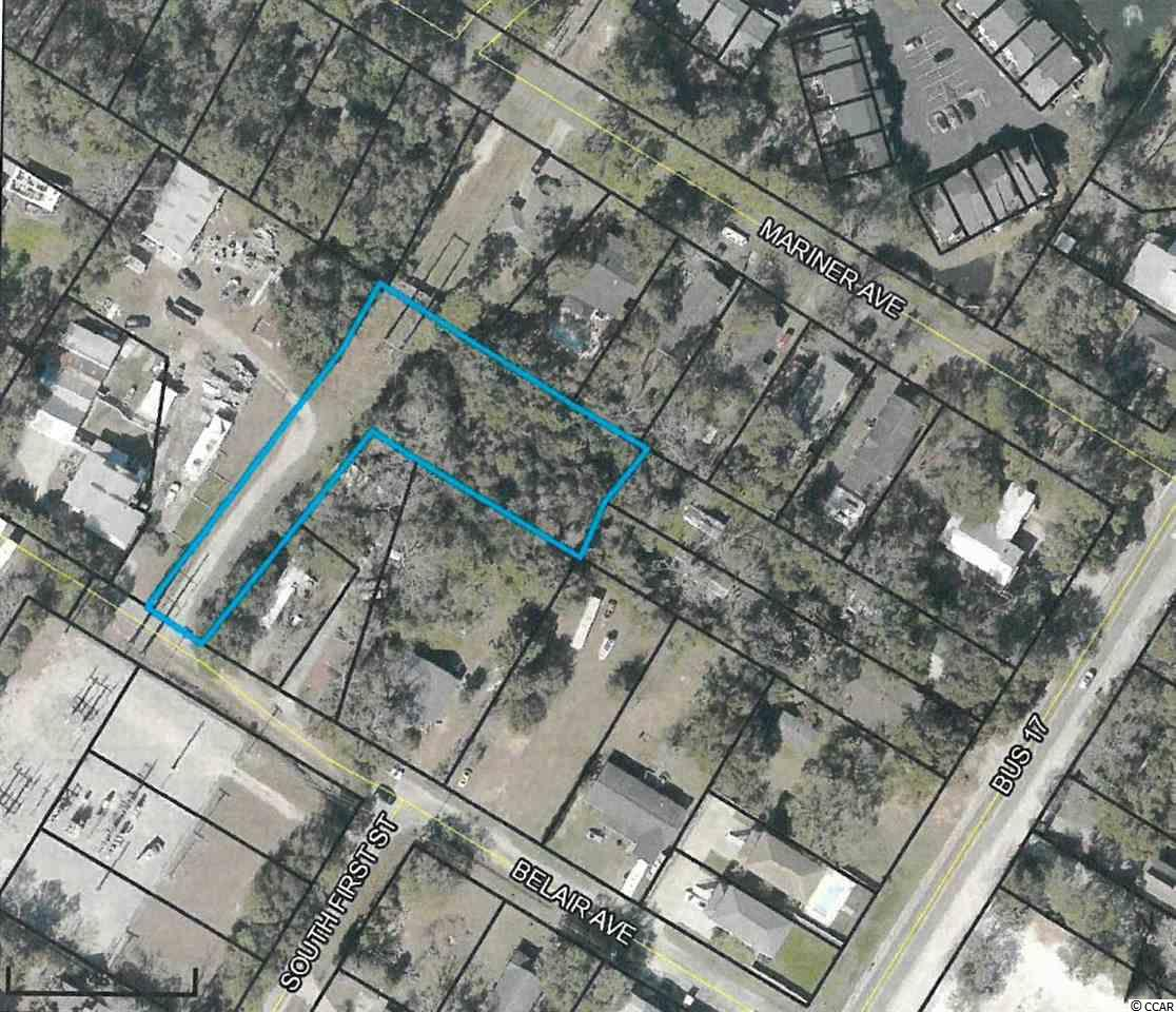 Approximately 3/4 acre of wooded property located in the heart of the Murrells Inlet community. Near Murrells Inlet Boardwalk. General Residential zoning will allow single family or multi family development. Priced to sell quickly. Measurements are approximate and not guaranteed. Buyer is responsible for verification.