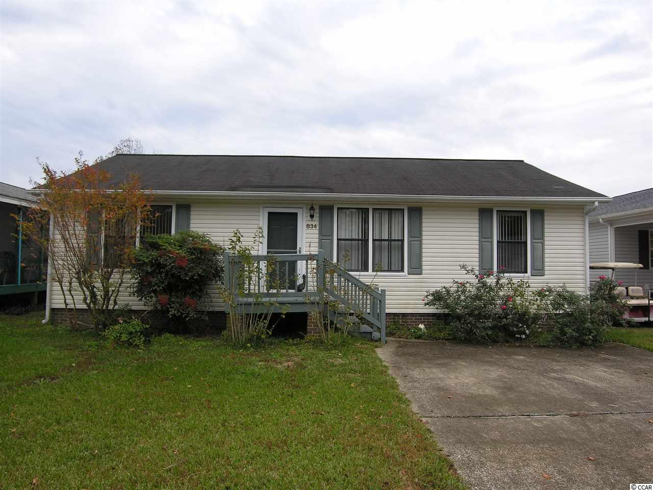 Great opportunity to own a nice 3 bedroom, 2 bath home in the desirable Salters Cove Community of Garden City Beach! Never rented, used as family vacation home! Terrific location, Salters Cove is close to shopping including Inlet Square Mall, churches, only 1/2 mile to the Walmart Super Center, all the attractions of Murrells Inlet, Waccamaw Hospital, The Pier at Garden City, Brookgreen Gardens, Indian Wells Golf course, and walking distance from the beautiful beaches of Garden City! Great amenities include community pool, recently resurfaced lighted tennis courts, children playground and a complete club house with full kitchen. Low HOA fees too! Why rent when you can own your very own place at the beach!