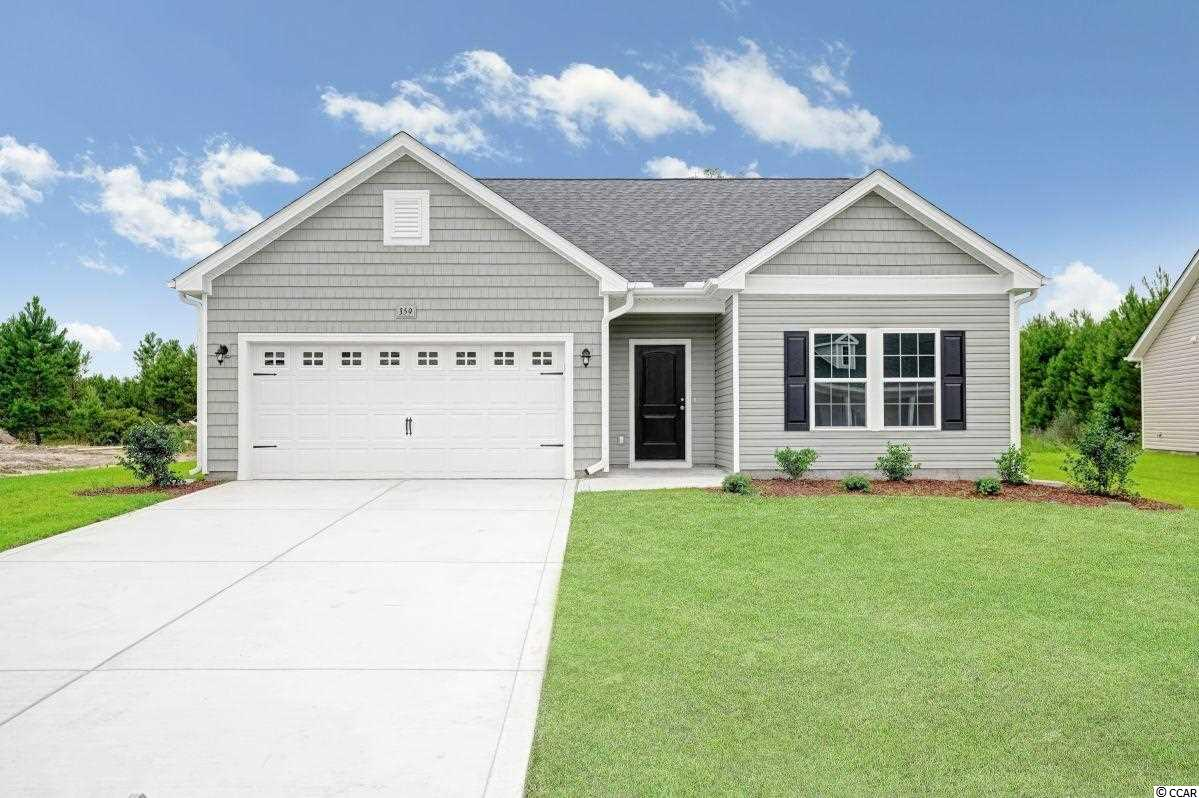"""Great incentives on this home until the end of June!   The new Lexington is a great home plan, with a Master Suite, Guest bedroom and a Study/Den with French Doors, which home owners can use as they wish!  This home will have 5"""" Laminate flooring throughout the main living areas, as well as Tile in all Baths and Laundry.  Enjoy soaking in your Master bath Garden tub. Painted Cabinets in the Kitchen and Baths give this home a custom feel.  Adding to the beauty of the Kitchen are Granite countertops, Stainless appliances, an upgraded Delta faucet and a gorgeous Tile backsplash.  This is a home you need to see at a Great Price!  Don't forget Free Greens fees at Shaftesbury Glen golf course for Life!!"""
