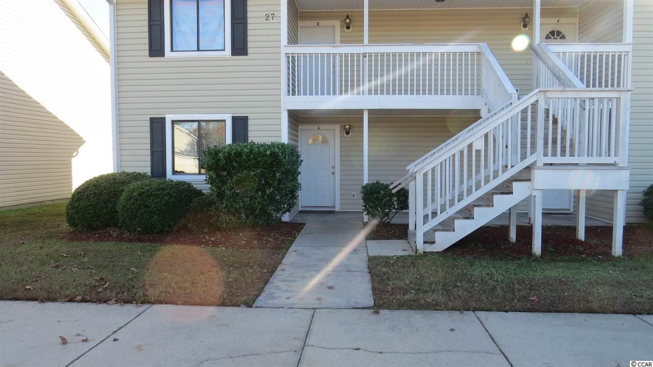 Beautiful, remodeled 2 bedroom condo with very low HOA fees which include an onsite pool, water and sewer, building insurance and trash pick-up. A new HVAC was installed this year and a new dishwasher will be installed soon. The condo also features new carpeting, paint and newer appliances. Within walking distance to Coastal Carolina University and Horry Georgetown Technical College. Close to downtown Conway, Riverwalk, major highways, shopping, hospital, dining, etc. It's a short drive to the beach and all of the attractions Myrtle Beach has to offer.