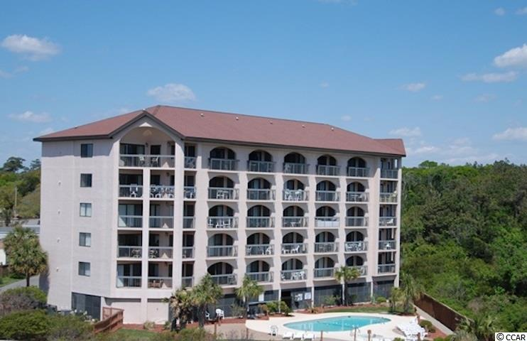 Great get-away 1BR. Views of the Baba Center, the ocean and North Myrtle Beach.