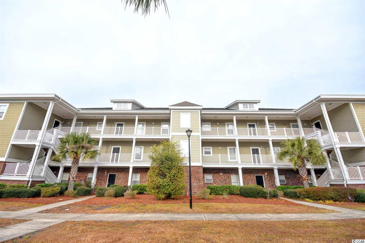 If you are looking for Great Primary Home, Second Home, or Rental Property, Don't Look Any Further. This furnished, second floor, three bedrooms with two bathrooms condo is the perfect layout located in Kiskadee Parke. The split bedroom plan allows for privacy, and the combined living and dining areas allow lots of room for entertaining your guests. The screened in porch off the living room overlooks a lake/pond area for tranquil mornings and evenings overlooking the water while relaxing. The views and natural light from this end unit will amaze you! The spacious kitchen is equipped with all your major appliances and lots of cabinet space. All the large bedrooms feature ceiling fans and lots of natural light from the windows. The master bedroom has a walk-in closet along with a linen closet area. The master bathroom ensuite has a single vanity and shower/tub combination. There is a stack able washer/dryer. The condo itself is Great, and the community provides several amenities and is in a Wonderful Location. You and your guests can enjoy an outdoor pool, basketball courts, and a sand volleyball area. Kiskadee Parke is located just minutes from the Conway area which is home to a quaint, historical downtown area with riverfront views and local colleges. You are just minutes from the Grand Strand area, and you will be surrounded by the Best Shopping, Dining, and Entertainment. Make an appointment Today to View this Amazing Unit.