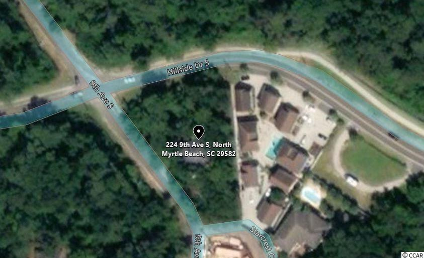 Incredible opportunity for a very unique parcel of land in North Myrtle Beach that doesn't come along very often.  This .57 acre track is high and dry and in a great location with development opportunity or to simply keep as an income producing beach house.  Zoned R4 there are potential development opportunities on this tract similar to other small complexes in the area.