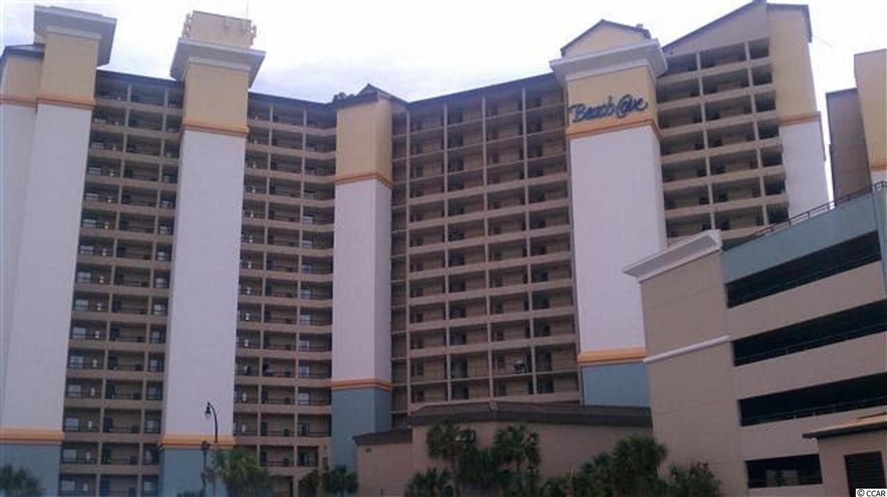 Upgraded 1 Bedroom at the popular Beach Cove Resort! Tropical outdoor pool deck and heated outdoor pools, whirlpools, indoor pool, 350 ft. lazy river, sauna, racquetball court, exercise room, business facilities game room and wi-fi. Enjoy a breakfast with ocean views at the on-site Tradewinds Cafe.