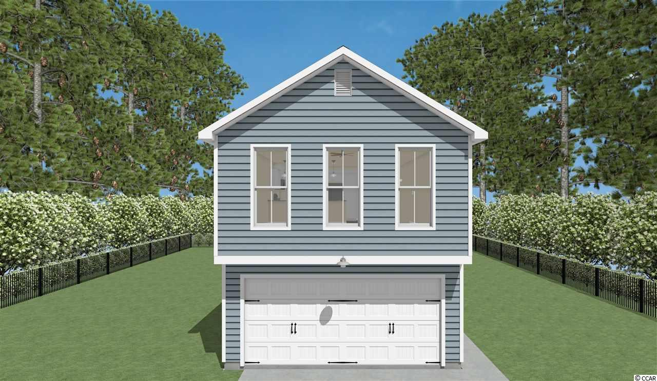 """BRAND NEW Two-Level Beach Home To Be Built. This Homesite Is Located A Mile From The Beach! Enjoy Easy Living At Jamestowne Landing, Which Has An HOA That Manages The Homeowners Insurance, Exterior Maintenance, Trash Pickup, Cable TV, Lawncare/Landscaping, Pest Control & Community Pool Which Is Only Steps Away. GOLF CART TO THE BEACH Straight Down Jamestown Rd/Atlantic Ave To Multiple Garden City Beach Access Points (1.25 Mile Route). Enjoy All The Garden City Beach Restaurants, Garden City Pier, Arcade & Shops. Restaurants & Shops Are Within Walking Distance Of Community As Well. The """"Coastal II"""" Model Offers 3 Beds, 2.5 Baths. FIRST FLOOR MASTER SUITE W/ Walk-In Closet & Spacious Shower W/ Glass Door. This Model Has An Open Floor Concept That Focuses The Main Living Areas and Main Bedroom on The Ground Level. Gorgeous Kitchen W/ Granite Tops, SS Appliances-Including Refrigerator. Direct Access To (Optional) Deck Located Off Living Room. Additionally, The Ground Level Has A Half Bath, Convenient For Guests. Upstairs There Are Two SPACIOUS Bedrooms W/ Walk-In Closets and One Full Bath Which Is Centrally Located. The Exterior Is A Sturdy, Low Maintenance Concrete Fiber Siding. 2-Car Parking Pad Plus Shared Parking Throughout The Community. Photos Are Of An Existing """"Coastal I"""" That Is Available For Purchase. Upgrades Available For Your Customization. Several Floor Plans Available For This Site. Sq. Ft. Is Approximate And Not Guaranteed, Buyer To Verify."""
