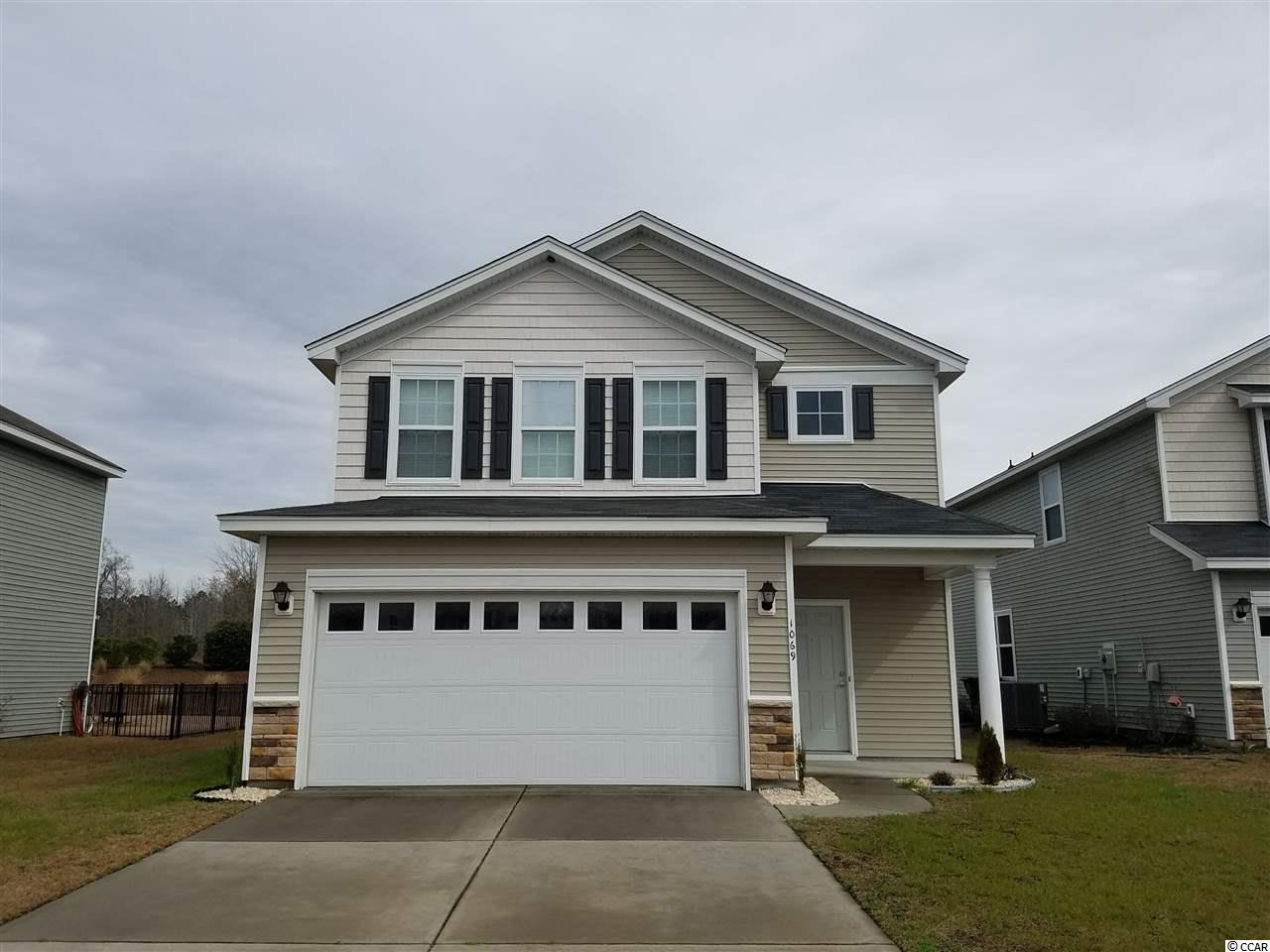 GREAT Price !!! Beautiful 4 Bedroom 3 Full Bath Home Located in Desirable Berkshire Forest Community. A lot of Xtras, Fantastic Open Kitchen with Granite Countertops, Recessed Lighting, Crown Moulding, All New Appliances, New Laminate Floors throughout the First Floor. Remodeled Bathrooms with New Tile Floors, New Vanities and Lighting. New Carpet in Bedrooms throughout the whole Home With 2.5 inch Blinds. New Lighting in the Living and Kitchen Area. Huge 15x18 Loft Area to Relax or have Fun. Extended Driveway can accommodate up to 6 cars and an Attached 2 Car Garage. Home Warranty Provided by the Seller ! Community Pool and More. Amenities Include Oceanfront Beach Cabana, Clubhouse overlooking silver Lake, Sandy Beach Area, Pool, Hot Tub, Meeting Room, Outdoor/Indoor Restrooms, Kitchen, Fitness Center, Outdoor Fireplace, Walking Trail, Jungle Gym, Gazebo, Picnic Area, Tennis, Basketball and Bocce Ball Courts. Buy with Confidence, Home Warranty included
