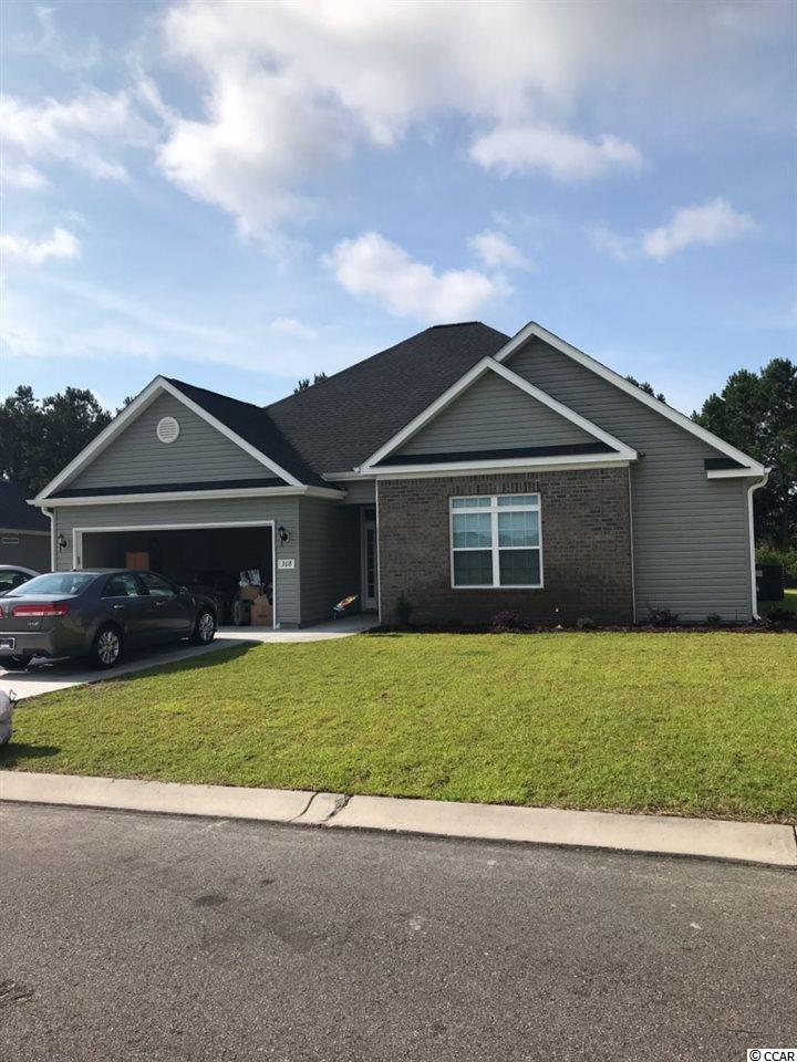 Beautiful new home under construction The Burton model- modified covered patio and screened in porch 3 bedrooms with 3 full bathrooms and a powder room Huge walk in pantry Hardwood floors Tile Granite in kitchen and bathrooms
