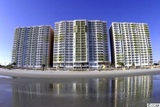 Fully furnished direct ocean front TRUE one bedroom unit. This incredible floor plan allows 8 people to sleep comfortably as it has two double beds, pullout sleeper sofa and murphy bed. The unit boasts a full kitchen with full fridge, dishwasher, full stove and microwave. The Bay watch resort is one of the newest resorts in North Myrtle and It is a full service resort . The Resort has multiple indoor/outdoor water parks and pools, along with patio bar restaurant, grill , gift store and exercise room. It has Excellent income and would be great as a second home or vacation place. it also has an adjacent parking area. A must see. Please call me with any details.