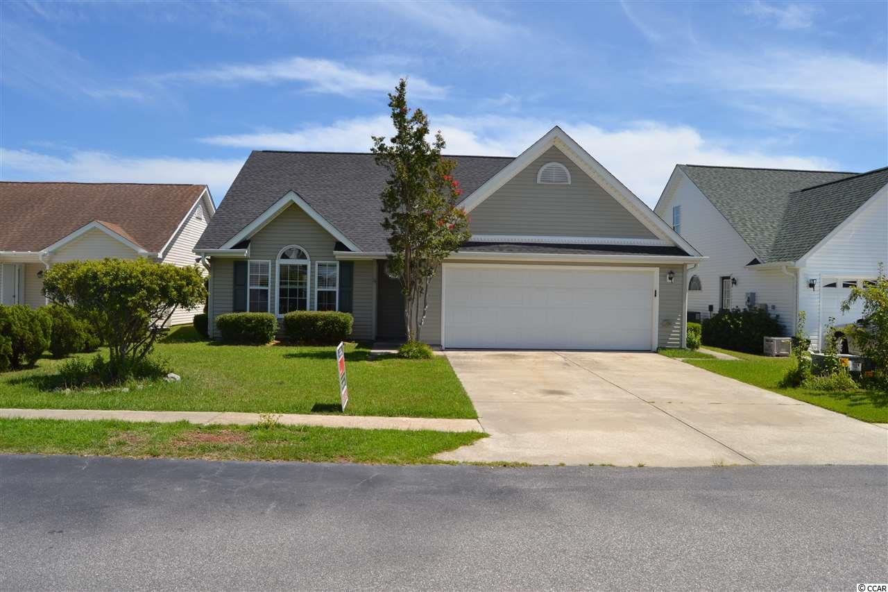 This property is a great investment property for rentals or as a primary residence. It has a large upstairs space with two bedrooms and a full bath. The location of the property in Mallard Landing is perfect for access to both Hwy 17 By-Pass and Business 17 on the newly widened Glenns Bay Rd. Close to shopping and the beach. The seller has replaced the roof and freshly painted the interior. The upstairs has new luxury vinyl plank flooring!. The water heater and HVAC are both 0 to 5 years old. This house is ready to move in!
