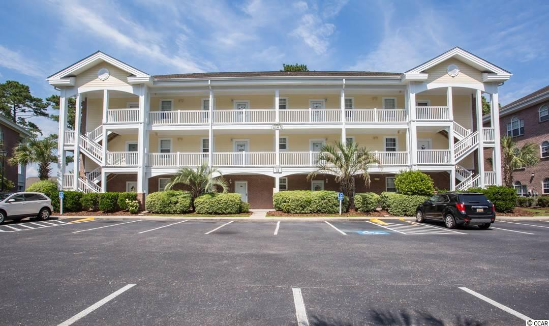 Lake/Pond View Condo in The Gardens at Cypress Bay : Little River South Carolina