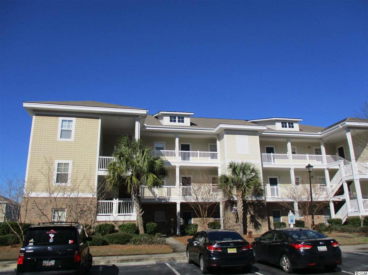 Location and amenities makes this the perfect primary, 2nd home or investment property! Close to Carolina Forest, Conway Hospital, Coastal Carolina University! Beaches, shopping, and everything needed in this fast growing area! Close to downtown historic Conway waterfront area! This is a 1st floor corner unit! Offered Fully furnished! Amazing large lake and sunset views from your covered and screened patio! This unit is light and bright and has a wide open floor plan! Large kitchen with island bar for entertaining! Spacious dining room area! Split plan offers great lake views from the master bedroom! All bedrooms are oversized! Community offers large pool, volleyball, basketball,tennis courts, indoor fitness center! Excellent price for this fully furnished unit with all of these amenities!