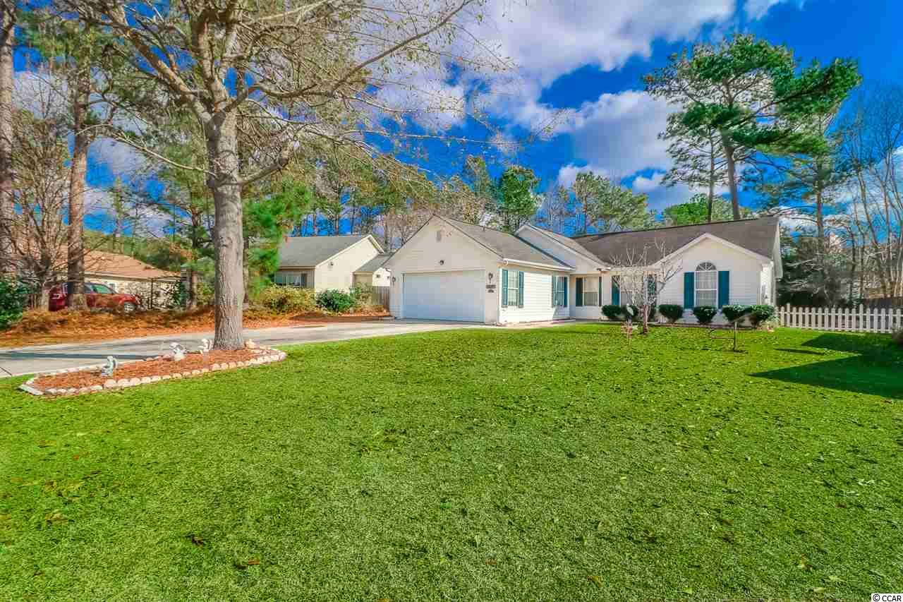 Sold as is. Great location, this 3 bd, 2 ba home has a large fenced yard, split bedroom plan, plenty of storage, a must see! 2 car garage. All measurements and square footage are approximate and not guaranteed. Buyer is responsible for verification of all information pertaining to the property.