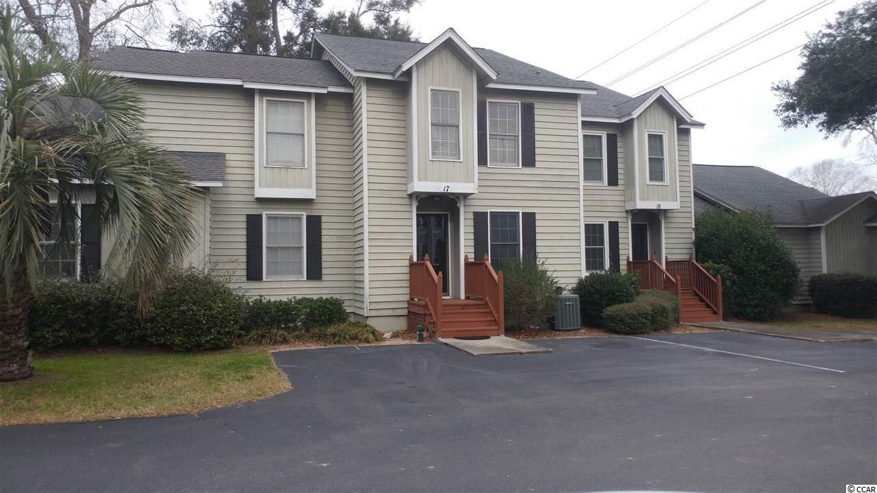 Spacious townhome nestled amongst the oaks in the heart of Murrells Inlet. Home features 2 master suites with private baths, and oversized closets. Open concept floor plan with option of formal dining area. Loads of windows and natural light. Relax on the deck overlooking wooded area. Minutes to the bike/natural path and all the features of the Marshwalk. HOA includes most of exterior, pool, clubhouse, and lawn. Come get a taste of the INLET life.