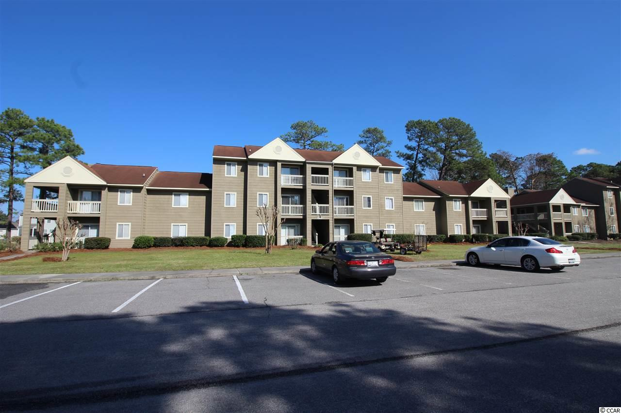 Great 1 Bedroom, 1 Bath single level Condo in the Myrtle Greens community of Conway. All appliances convey with the sale of the condo. A nice fireplace and screened porch. Long term rentals are permitted.