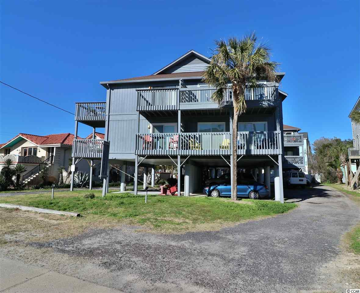 Charming 2 bedroom, 2 bath condo located at The Cottages. This home has everything you would need to live in full time or use as a vacation home. Living room opens up to a kitchen with breakfast nook. A third room with trundle bed allows for guests to stay and visit. The Cottages are located in Murrells Inlet, just steps from the beach! Close to shopping and dining, as well as the highly acclaimed Marsh Walk. Book your showing today!