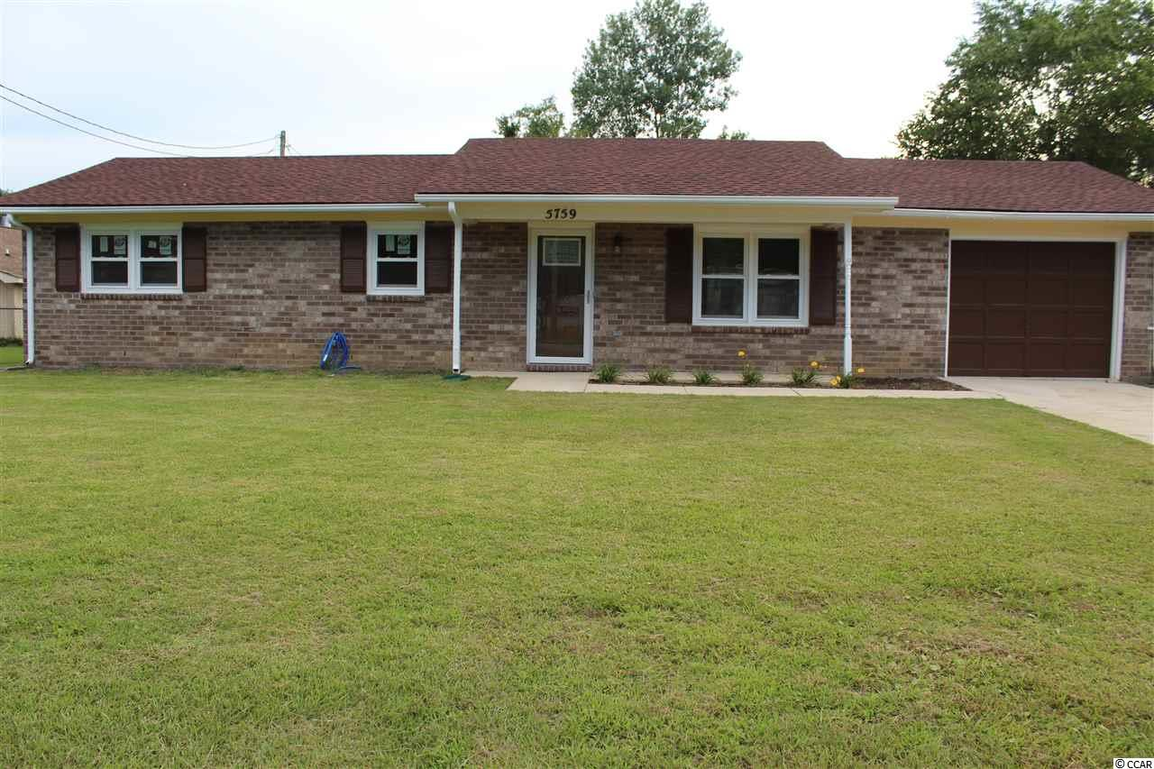 Home has significant damage due to flooding from the hurricane.  This is a three bedroom two bathroom brick home.  The tear out has been completed and the home has been treated for mold. Perfect opportunity for an investor.