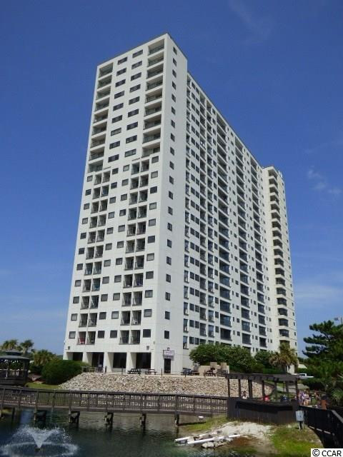 This 2-bedroom/2-bath Oceanfront condo in the popular Renaissance Tower of Myrtle Beach Resort offers an unobstructed view of the Ocean and the Grand Strand from 19 floors above. Sold fully furnished, this home is ready for you no matter how you want to use it - primary residence, second home, or rental machine. One of only 18 Oceanfront condos in the Resort larger than 1 bedroom and one of few blessed with the ability to enjoy both the Sunrises and Sunsets. Myrtle Beach Resort is a 33-acre gated oceanfront community with many amenities including six pools with two indoors, a lazy river, hot tubs, saunas, tennis courts, fitness rooms, bocce court, game room, 24-hour security, and activities for all ages from playgrounds to a beachfront bar & grill. Conveniently located on Highway 17 just north of SR 544, Myrtle Beach Resort is convenient to all the area has to offer. Square footage is approximate and not guaranteed. Buyer responsible for verification.