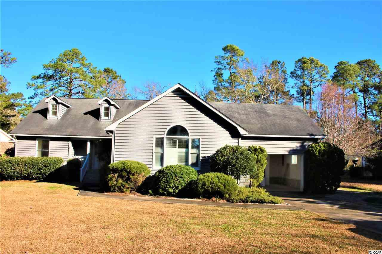 One of the few 4 bedroom 2 full bath in Wedgefield Plantation. This home has plenty of potential with a little TLC. Carpet has been removed but the seller is willing to give a carpet allowance with a satisfied offer. If you like to swim there 's a pool. If you're a boater there is a private boat landing and day dock into the pristine Black River which will take you to the ICW. Wedgefield Plantation is minutes from downtown Georgetown with its fine dinning and great shopping. The white sand beach of Pawleys Island is just a short drive. Charleston and Myrtle Beach are less than an hour away.