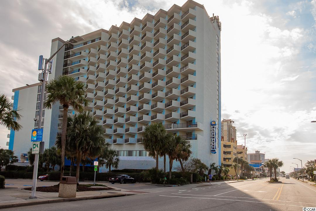 Beautiful unit with all new appliances and the tub shower is a walk in with jets etc. Just installed last year. Tile floors throughout. Bedroom also on oceanfront as well as living room. Washer/dryer in unit and all new appliances.
