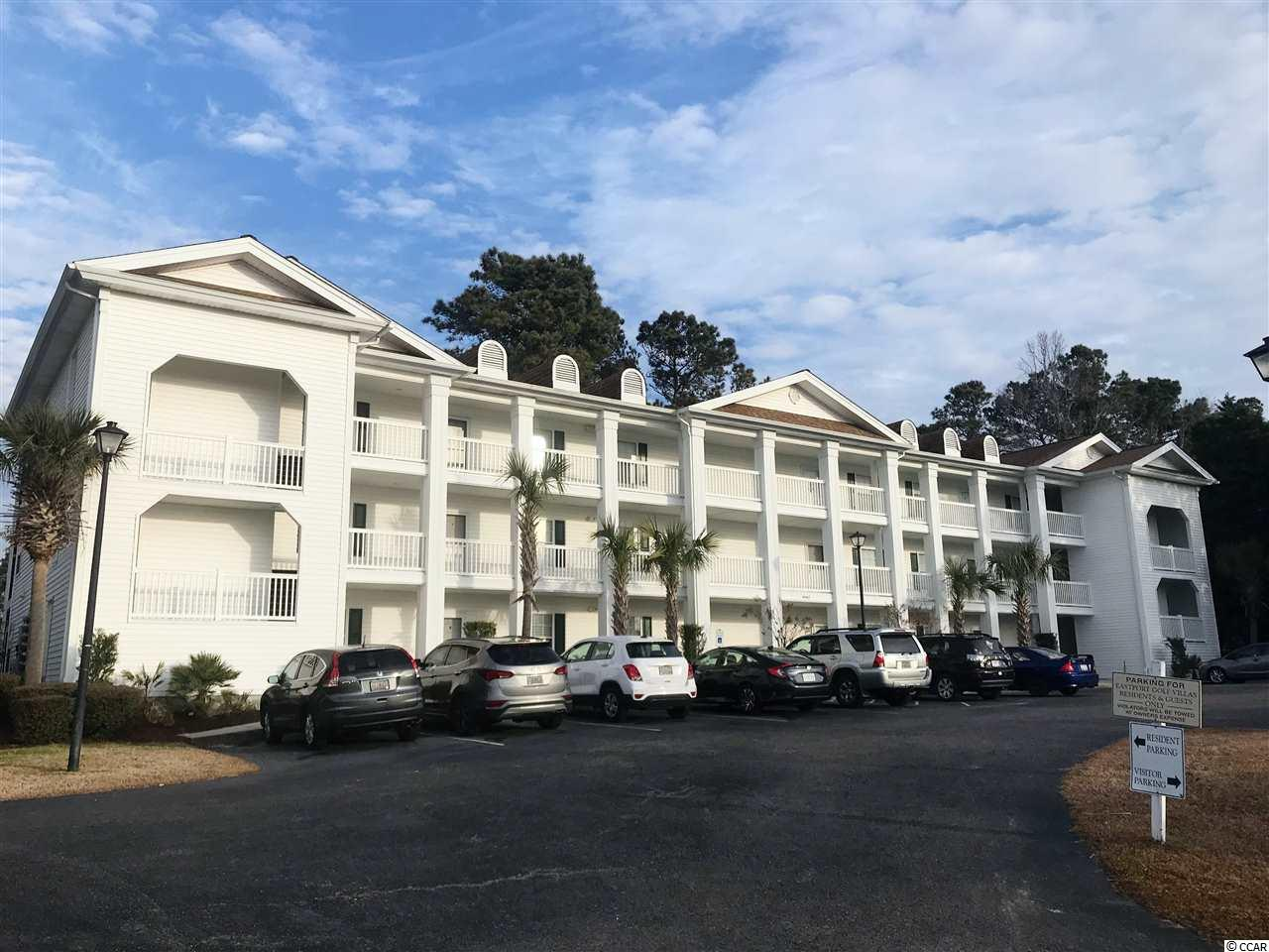 This beautiful FULLY FURNISHED condo is located in the well known Eastport Golf community. It is in the heart of Little River, SC and has easy access to all the shops, restaurants, entertainment, and golf Little River AND North Myrtle Beach, SC has to offer. Great second home or investment property income. Seller has never rented out the property. Nice relaxing view of pond and golf course from the screened porch. Well maintained building with short walk to community pool. This is the only unit on market in Eastport Villas. Buyer is responsible for all measurement verification's.