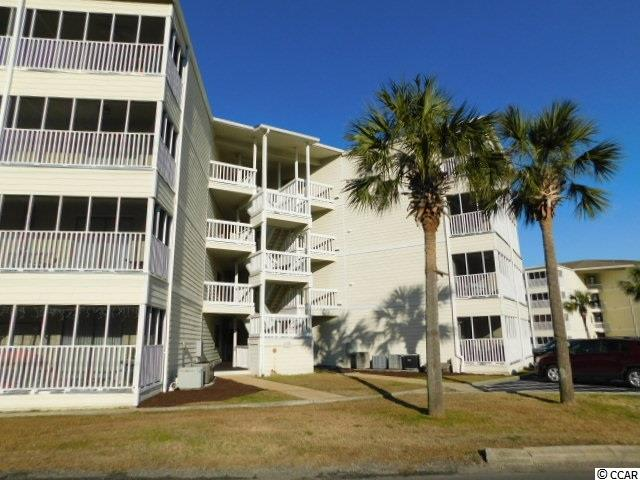 This fully furnished one bedroom, one and half bath condo is on the top floor near elevator. Laminate floor, remodeled baths, open floor plan, skylight, breakfast bar, flat screen TVs, washer/dryer, nice appliances are just a few items that can make your stay relaxing and enjoyable. Take a short walk to the marina, waterway and Snooky's restaurant. Plenty of golf courses and shopping near-by. You can also visit North Carolina beaches and other attractions not far away. The community pool and exterior of buildings have been well maintained. Owners can now have pets and motorcycles.