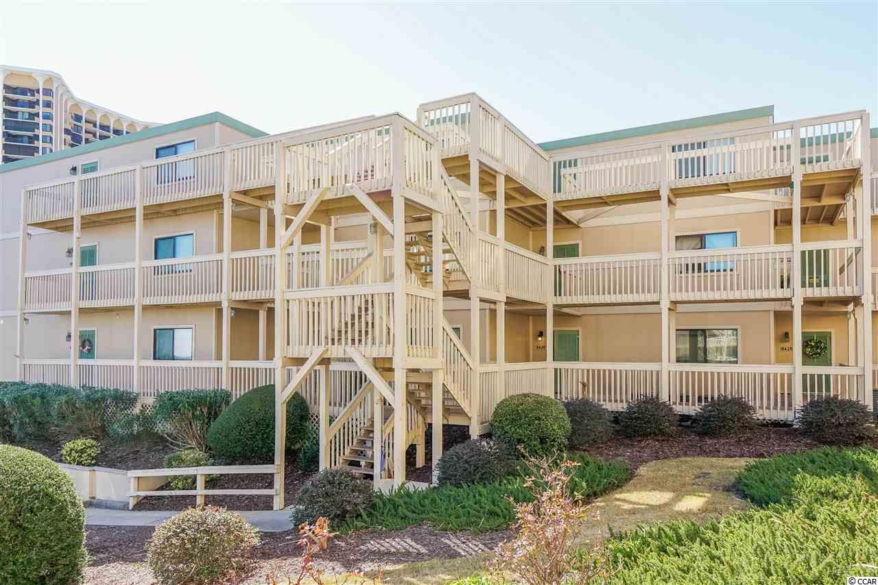 Don't miss your chance to own a piece of paradise in the sought after northern section of Myrtle Beach. Located in the Ocean Bridge community only steps from the beach, this immaculate, 2 bed, 2 bath condo comes fully furnished. The split bedroom plan gives you plenty of space and quietness. Whether using as a vacation destination or purchasing as an investment opportunity, this is the perfect unit. Relax outside on your balcony and enjoy your morning coffee and the evenings with your favorite drinks or take a stroll on the beach and enjoy the tranquility of the waves. Centrally located, minutes away from Myrtle Beach's best attractions, and everything North Myrtle Beach has to offer.