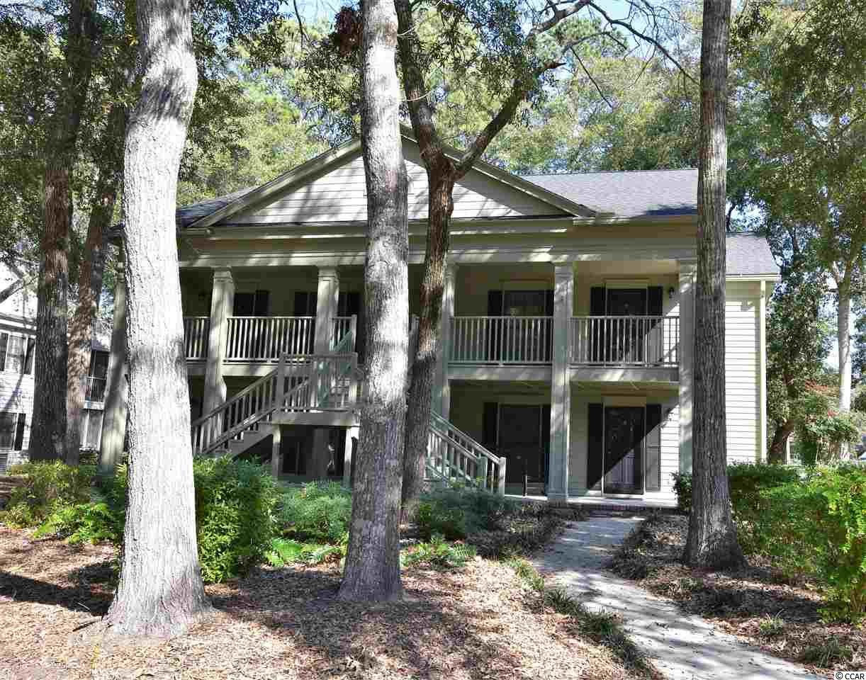 Ground Level...Furnished two bedroom unit with screened porch overlooking the Jack Nicklaus golf course. Also has a one bedroom lockout. Has been cared for and it shows in the condition.