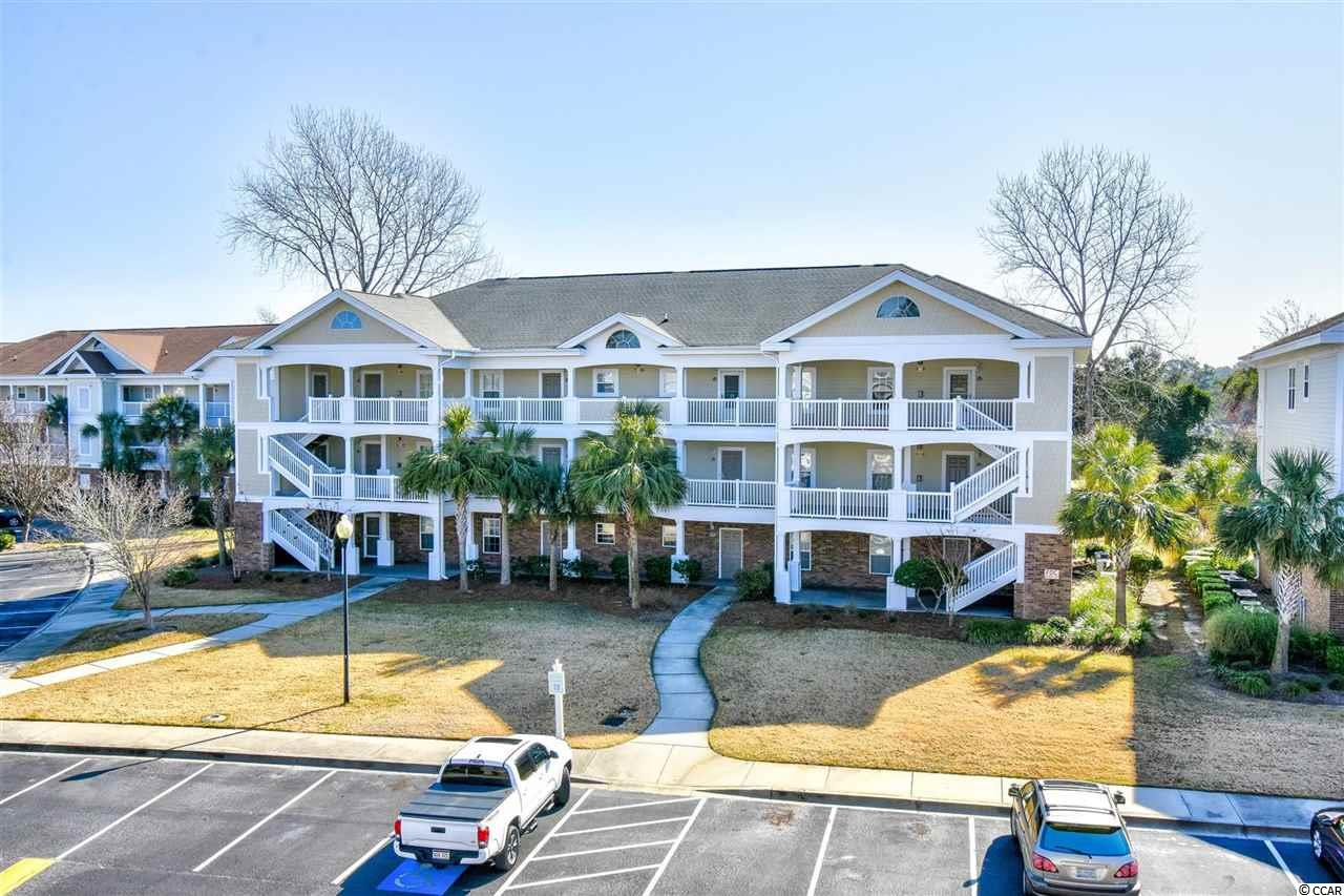 Only 1 owner and only used as 2nd home ~ must see this 2br/2ba 2nd floor, furnished golf villa w/ golf course views in Ironwood @ Barefoot Resort! This clean unit features an open floorplan, full kitchen, a screened porch with ceiling fan, outside storage and great golf course views! Come relax and enjoy your morning coffee or an evening cocktail and enjoy the peaceful views! Along with this fantastic villa, Ironwood has its own pool, tennis, basketball & volleyball courts, and owners have access to Barefoot Resorts amazing amenities which are 2nd to none & include 4 championship golf courses with 2 multi-million dollar clubhouses, an awesome driving range with adjacent Bar & Grill, Greg Norman golf academy, a private beach cabana with seasonal complimentary shuttle service, a 15,000 sqft saltwater pool on the ICW, full service marina, restaurants, walking trails, private pools for each community and so much more! Barefoot Resort is located adjacent to Barefoot Landing and close to the beautiful Atlantic Ocean w/ 60 miles of white sandy beaches & all of the shopping, dining, entertainment, golf, area attractions and all that the the beach has to offer! Whether a primary residence, an investment or your vacation get-a-way, Don't miss ~ come live the dream!