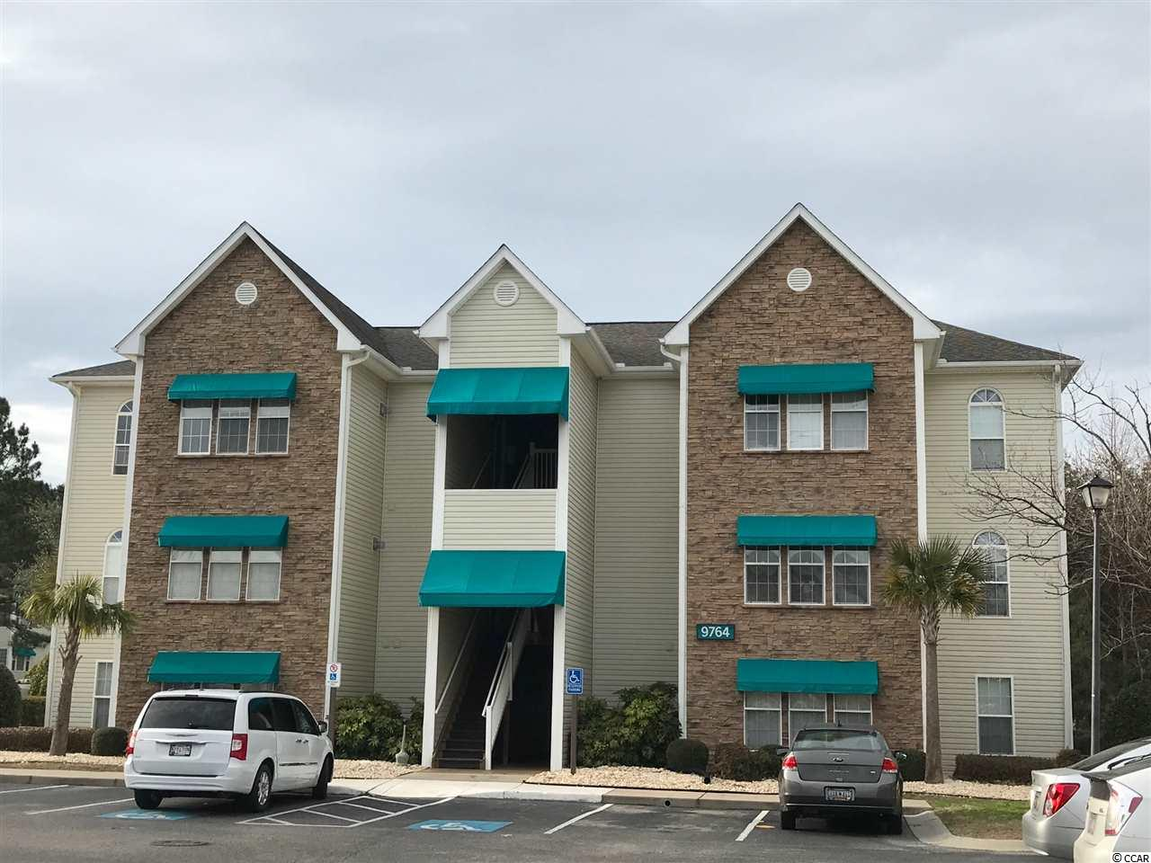This is your condo! Adorable property with stainless appliances! Don't miss the opportunity to view this fantastic condo at the desirable gated Savannah Shores. Community has beautiful pool area with fountain, eating area, volley ball court, tennis court and Putt Putt course...Amazing. Beach living at it's finest! Condo is an end units with a Carolina room, with lots of light and very nice finishes throughout!