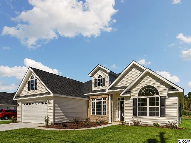 Home is complete, drop by the property anytime to check it out! Photos on listing are from home already built.  This home is 4 of 6 to be built in the desirable, established community of Conway Country Club. Great News, NO HOA! Come by to see the soaring ceilings and wide open spaces! Sketch of floor plan does not show the Carolina Room. No lot premiums for this beautiful lot. Choose your floor plan, flooring, cabinets, granite, paint colors, and more.... Call today to start building YOUR COASTAL LIFE, just 18 miles from the BLUE ATLANTIC OCEAN!