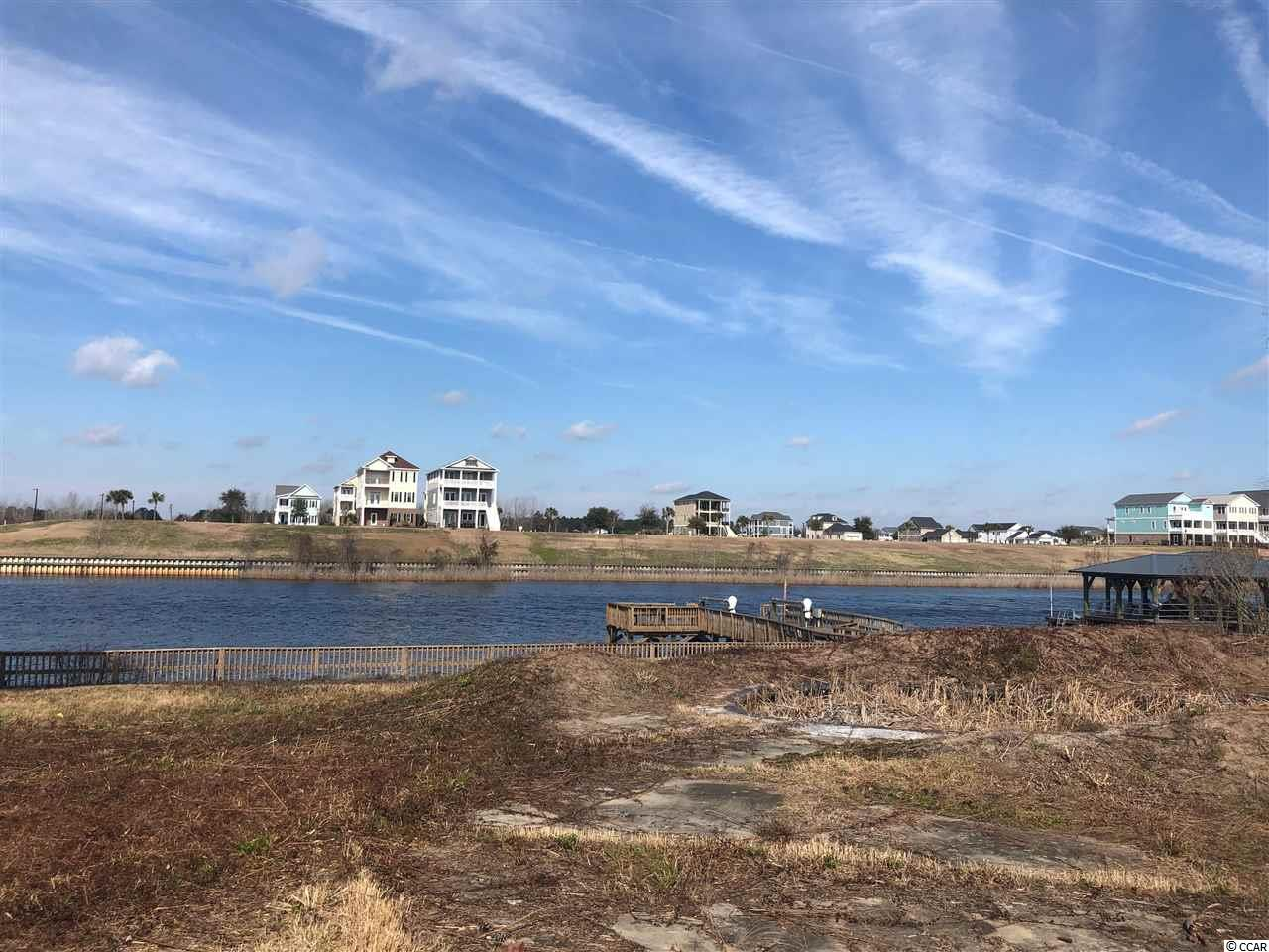 Direct Intra Coastal Waterway lot 130x189x131x185 in the mature well established neighborhood of Plantation Point. Approx. 1 mile to the Atlantic Ocean. Water tap is already to the lot, dock and sea wall are in.  Voluntary HOA.