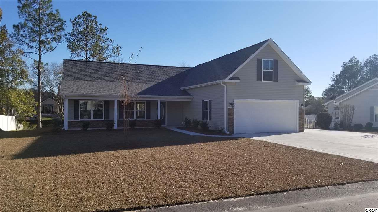 Carolina Lakes -- 307 Boone Trail Myrtle Beach  - Corder Properties Myrtle Beach Real Estate