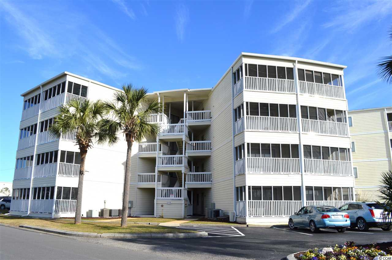 Spacious 2 bedroom 2 bath condo located within walking distance of Cricket Cove Marina and Snooky's Restaurant and bar in Little River. Condo is less than 10 minutes to all that North Myrtle Beach has to offer including shopping, restaurants and of course the Atlantic Ocean. Large screened in balcony accessible from both great room and master suite. Don't miss this unique opportunity to own your place in the sun. This condo needs some updating, but at such an affordable price you can design it way you desire!