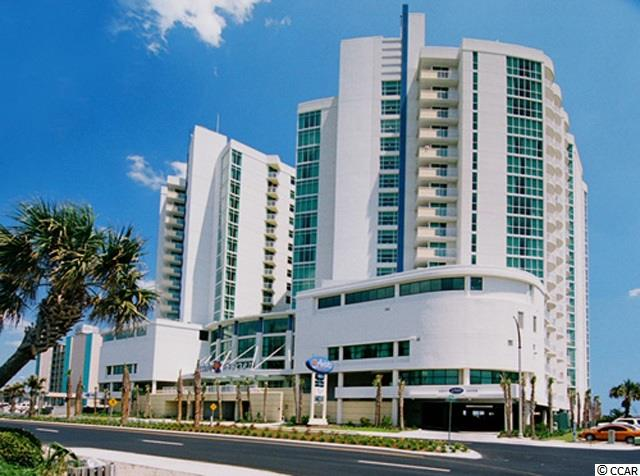 "Come and see this desirable 1BR/1BA Oceanview Suite in the south tower at the Avista Resort. This unit hosts a great coastline view from the oversized private balcony on the 7th floor. The ""J"" unit is unique in the fact that it is only one of two floor plans that comes with a Jacuzzi tub. Completely upgraded as well including newer carpet, new drapes, newer furniture, newer artwork and lighting, kitchen granite, stackable washer/dryer, etc. The upgrades that have been done put it at the top ""GOLD"" tier on the rental program. The Avista Resort itself includes indoor/outdoor hot tubs, pools and lazy rivers. Also, kids snack shack, tiki bar, evening lounge, restaurant and fitness center. All with enclosed corridors throughout. And the location couldn't be better being a short walk to Main Street. Do yourself a favor and come see for yourself the tremendous value of this unit."