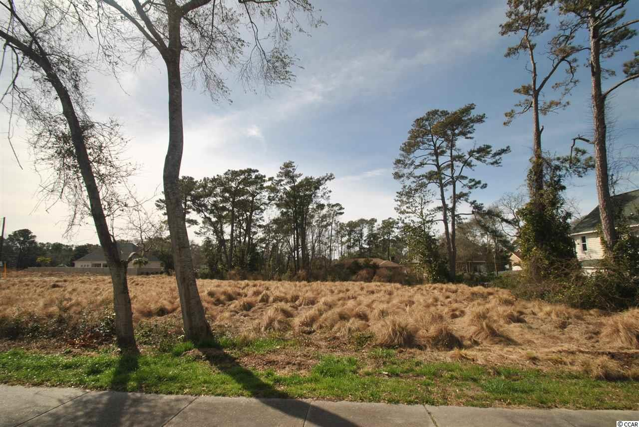 Large residential home site East of 17. Great location just a few short blocks to the beach. Ready to build. No HOA!