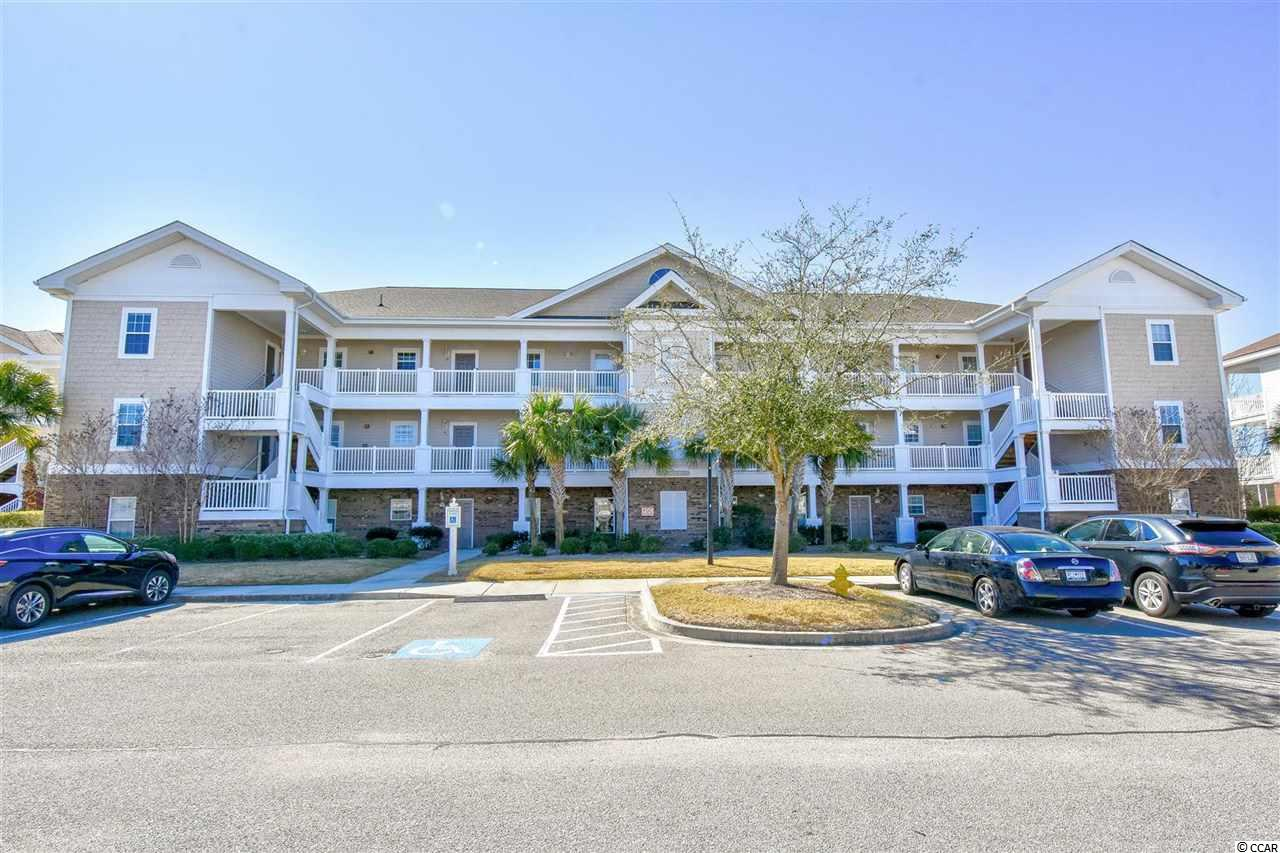 Welcome to this outstanding 2nd-floor, 2 bedroom unit overlooking the the Greg Norman signature golf course. The kitchen is equipped with all appliances and a washer/dryer is included with sale for added convenience. Each bedroom offers a spacious closet and access to its own bathroom. The Havens offers great amenities, while Barefoot Resort is home to 4 Championship golf courses, 4 on-site restaurants, Barefoot Marina, Private Beach Cabana for Barefoot Owners only, and a 15,000 sq. ft. salt water pool along the Marina. River The Havens is right across the waterway from Barefoot Landing, 2 miles to the beach, and all that North Myrtle Beach has to offer. Tanger Outlets, grocery stores, Myrtle Beach Mall/Movie Theater, and Restaurant Row are all within a few miles away. Don't miss this opportunity to own a piece of paradise at the beach...schedule your showing today!
