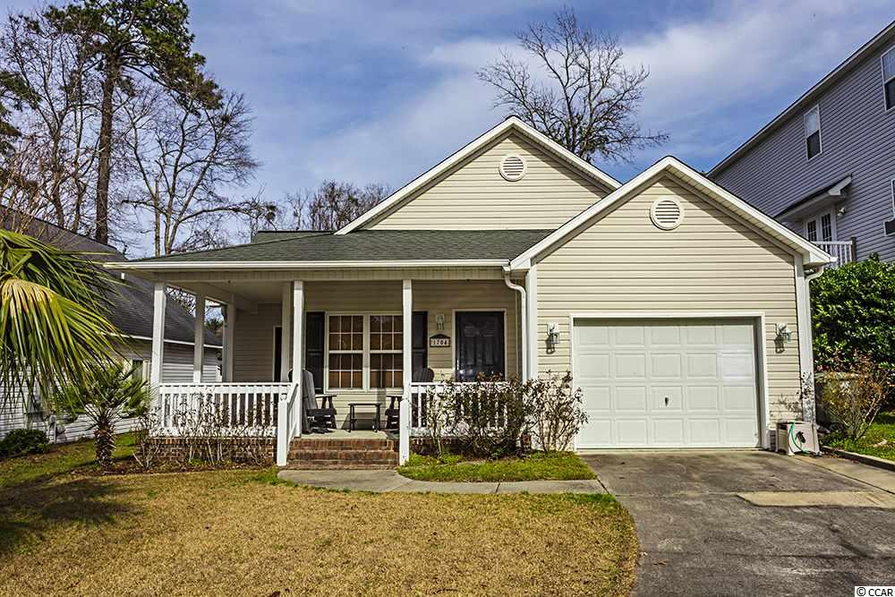 Tremendous Opportunity now located in the highly sought after community, Riverside. East of 17! This 3BR/2B home has NO HOA and is situated on quiet street just off the Intracoastal Waterway. Home boasts wood flooring throughout, Large wrap-around porch and Large Master Suite with Master Bath. Other Bedrooms spacious with plenty of closet space. This property is one of the best deals East of Highway 17 and only 2 miles from the beach. Make an Appt today!