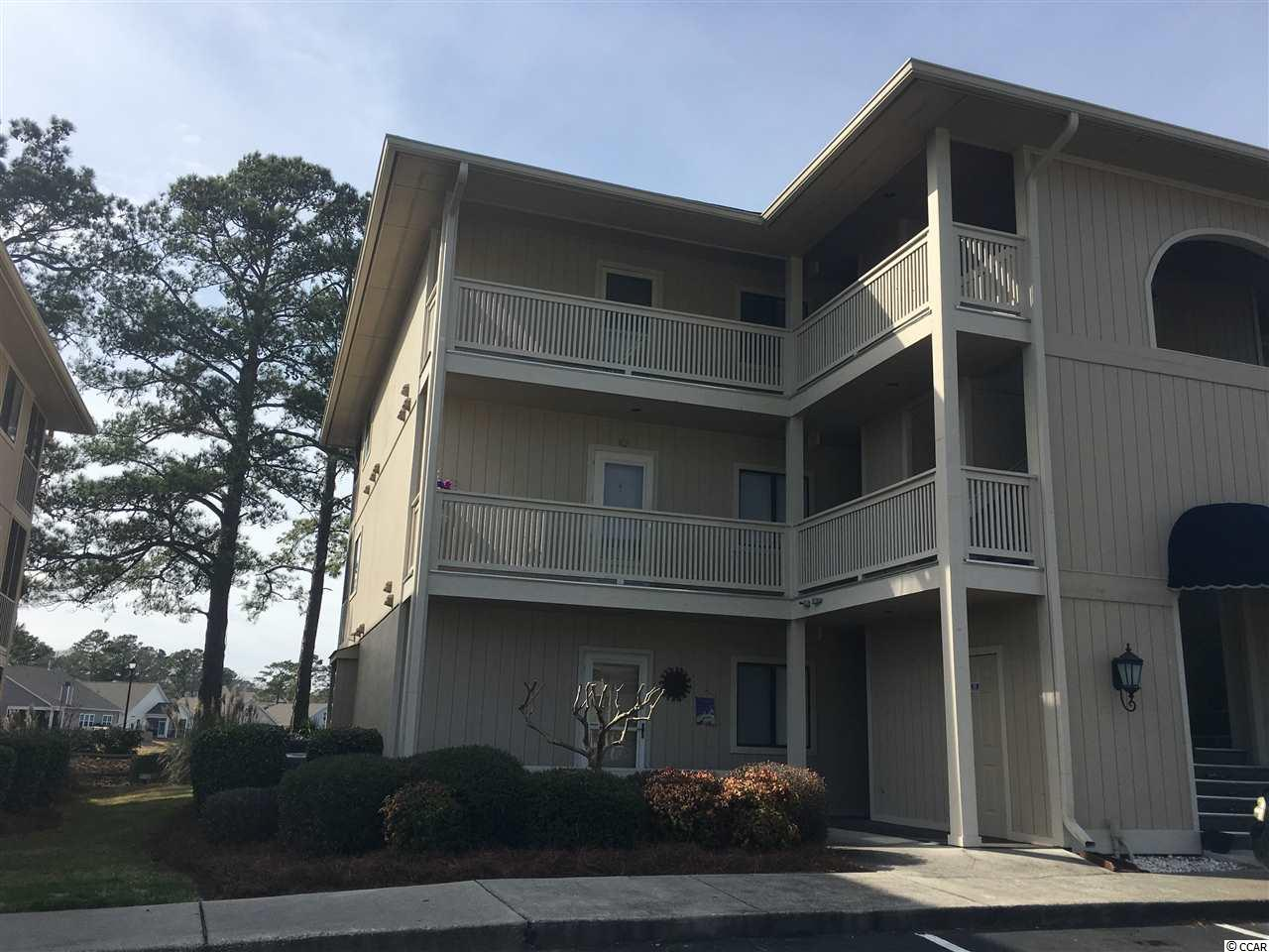 Just bring your suitcase, this corner end unit condo is sold furnished and ready to go! Located in the heart of Little River close to dining and shopping. This condo offers vaulted ceilings in the living room, pond and fountains views from the screen porch. Affordable way to have your place at the beach!