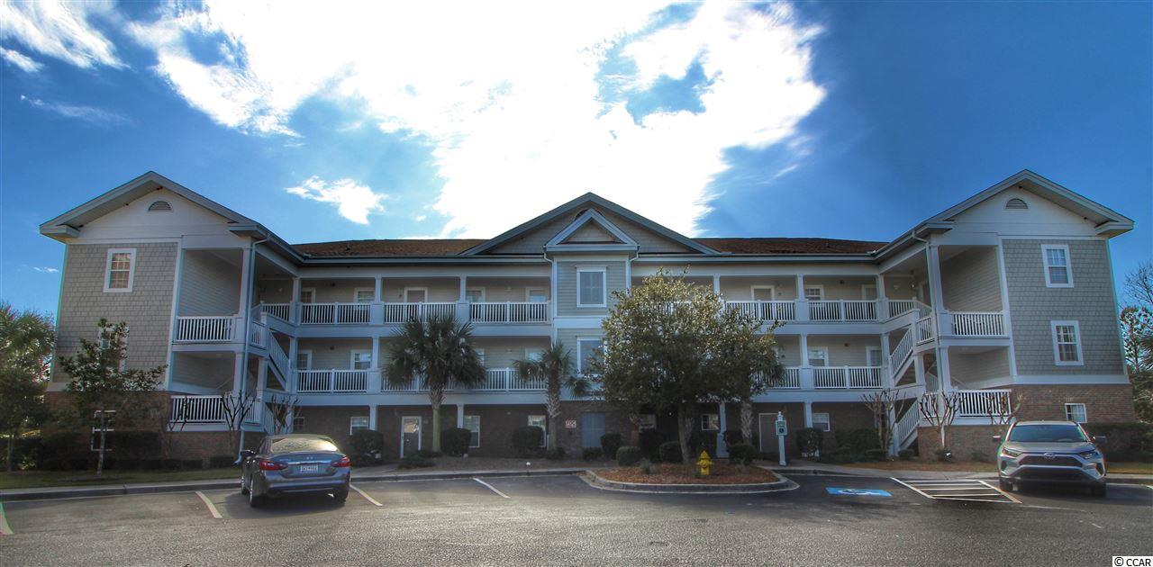 You will love this beautiful, never rented ground floor end unit offering 3 bedrooms and 2 baths. The unit is located in Ironwood in prestigious Barefoot Resort. The unit comes fully furnished down to the pots and pan. All you need are your personal items to move in. The floor plan is an open one with a large kitchen with ample cabinets and countertops space that looks into the large dining and living room area. The owners have replaced the flooring in the dining room and living area with luxury vinyl plank. Off from the living area is a large screened porch overlooking the Greg Norman golf course. A full golf membership is available to the Norman, Love and Fazio golf courses for half the going rate. The HOA dues offers one of the best deals on the entire Grand Strand. The dues include insurance on the building, wireless internet, basic cable, maintenance on the building, water and sewerage, trash, all management, landscaping, use of recreation facilities, membership to the Barefoot Beach Cabana with private access and parking, and finally use of a 15,000 square foot salt water pool directly on the intercostal waterway. Barefoot Resort also offers a marina with boat slips, jet skis, and pontoon rentals. No other resort offers so much and is just minutes to the ocean and other major attractions. Hurry!