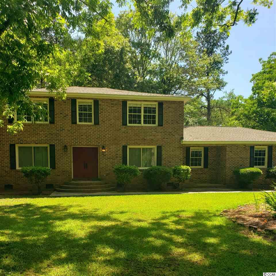 MAJOR PRICE REDUCTION 6/17/19! Beautiful 4 Bedroom, 3 full baths, 2 car garage, 2,900 SF ALL BRICK home! Freshly remodeled inside and out! Located in a quiet country setting on approximately one acre of land. Get the best of both worlds- 10 minutes to Georgetown and 20 minutes to Conway! Brand new stainless steel appliances convey. New HVAC unit installed March, 2019. Second living room area on first level could be converted to large master suite. Move in ready!