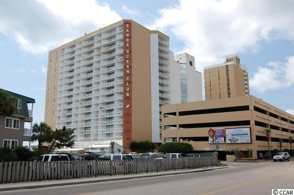 THIS CONDO HAS ONE OF THE BEST OCEAN VIEWS, ON THE 16TH FLOOR AT THE SANDS OCEAN CLUB. GREAT RENTAL INCOME FROM THIS EFFICIENCY UNIT. THE SANDS OCEAN CLUB HAS TONS OF AMENITIES, THE MOST POPULAR OCEANFRONT BAR (OCEAN ANNIE'S) ON THE GRAND STRAND AND NIGHTLIFE AT SANDALS BAR WHICH ATTRACTS THE LOCAL CROWD WITH ITS ALL NIGHT ENTERTAINMENT.