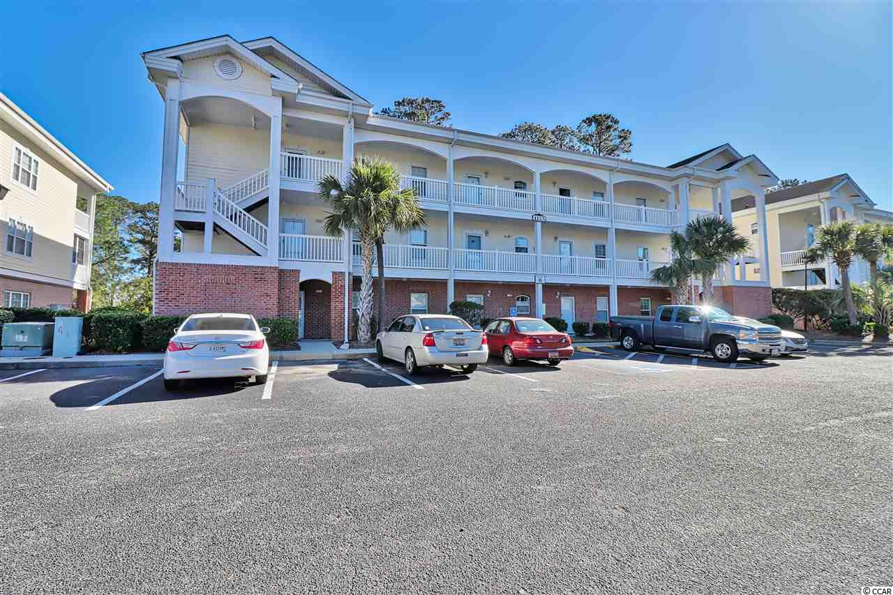 End Unit Condo in The Gardens at Cypress Bay : Little River South Carolina