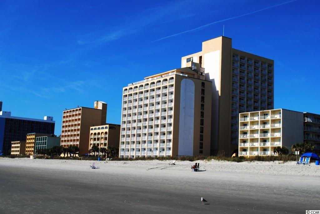 Ocean Front Condo in Sea Mist Resort : Myrtle Beach South Carolina