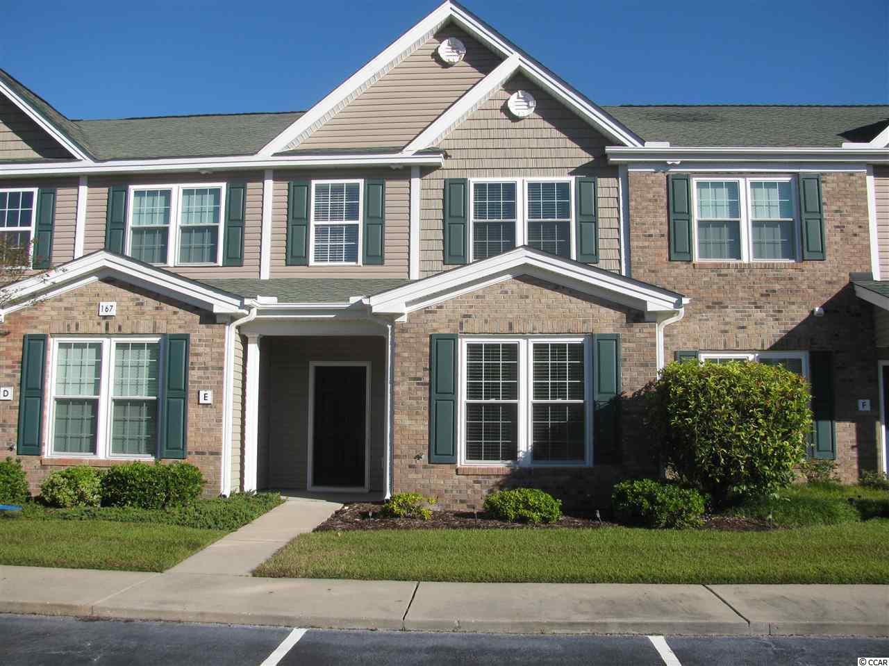 This 2 bedroom 2 1/2 bath townhouse is directly across from the pool and has just been updated to include new tinted high wind resistant windows, new water heater, well-maintained HVAC system, ceiling fans in all rooms, ceramic tile foyer and kitchen floor, carpet and walls look great, new blinds and many other upgrades. The HOA fee includes all exterior building maintenance, water, trash pick up, pool services, basic cable TV and landscaping services.