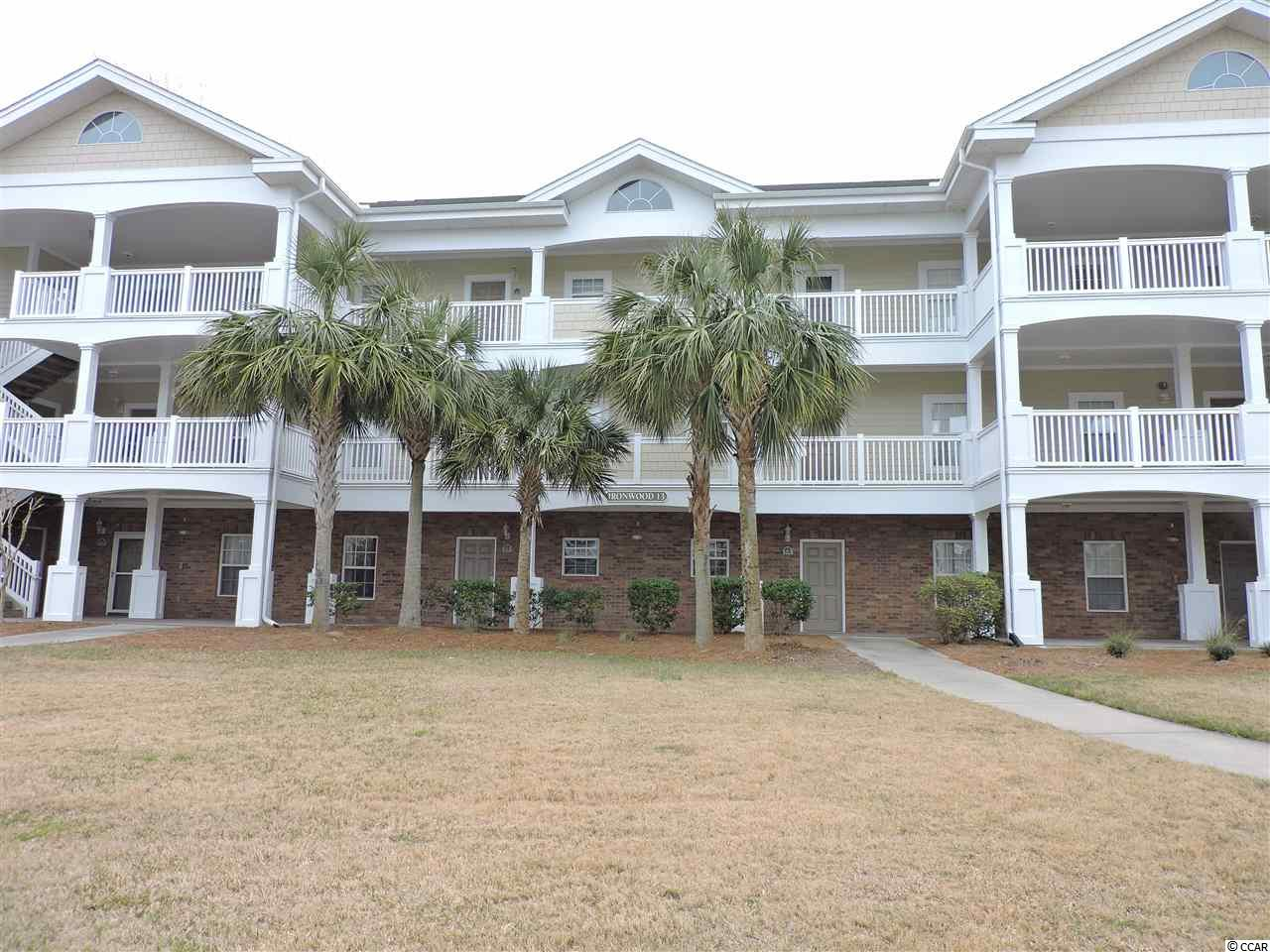 End Unit Condo in Ironwood at Barefoot Resort : North Myrtle Beach South Carolina